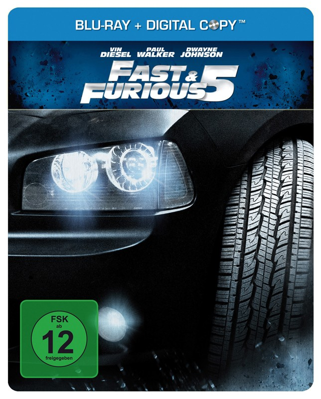 Blu-ray Film Fast & Furious Five (Universal) im Test, Bild 1