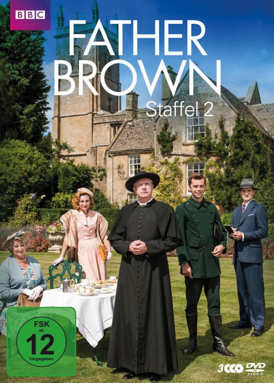 Blu-ray Film Father Brown S2 (Polyband) im Test, Bild 1