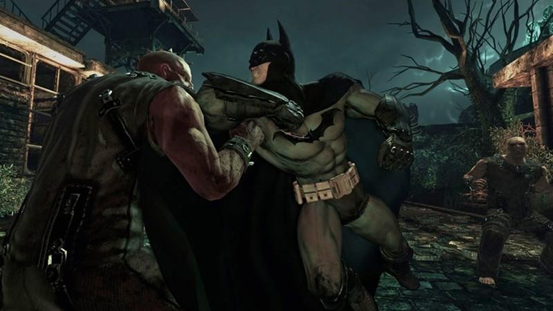 Games MAC Feral Interactive Batman : Arkham Asylum im Test, Bild 1