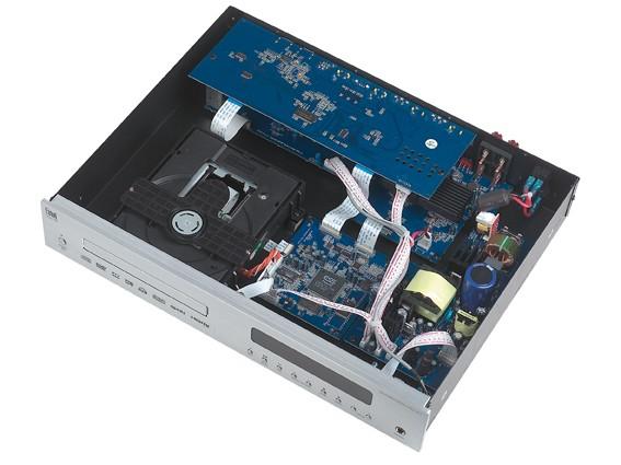 DVD-Anlagen Final FVSS-2001 / 90i / S95 im Test, Bild 7