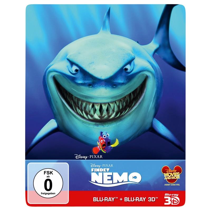 Blu-ray Film Findet Nemo (Walt Disney) im Test, Bild 1