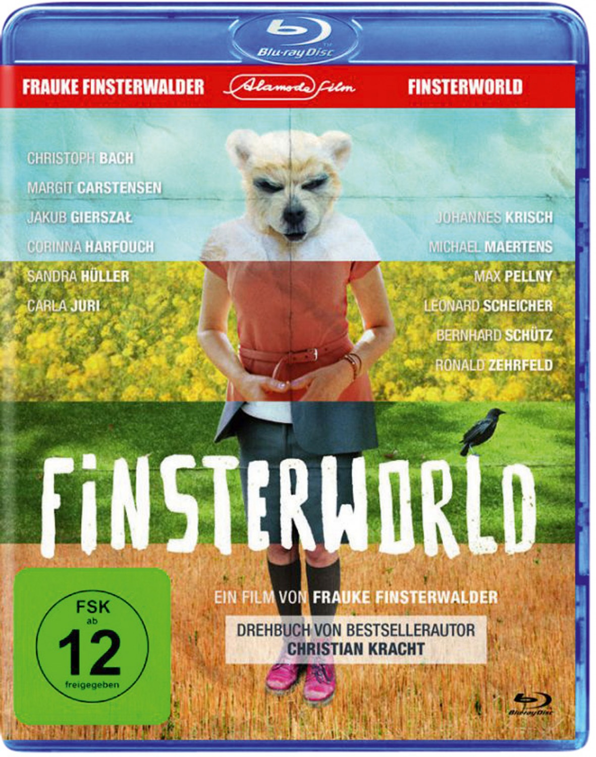 Blu-ray Film Finsterworld (Alamode) im Test, Bild 1