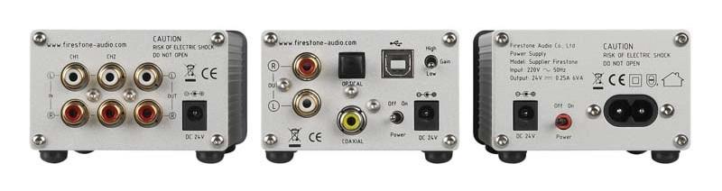 D/A-Wandler Firestone Audio Fubar IV Plus, Firestone Audio MASS im Test , Bild 2