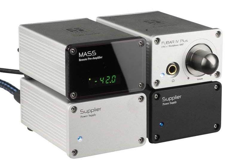 D/A-Wandler Firestone Audio Fubar IV Plus, Firestone Audio MASS im Test , Bild 3