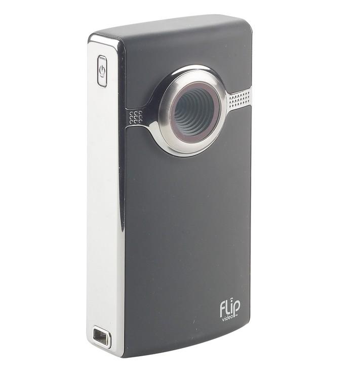 Camcorder Flip Video minoHD im Test, Bild 2