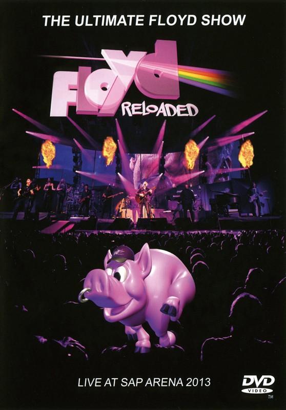 DVD Musik Floyd Reloaded – Live at SAP Arena (Deutschland) im Test, Bild 1