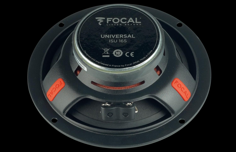 Car-HiFi-Lautsprecher 13cm Focal (Car) ISU130, Focal (Car) ISU165, Focal (Car) ISU200 im Test , Bild 3