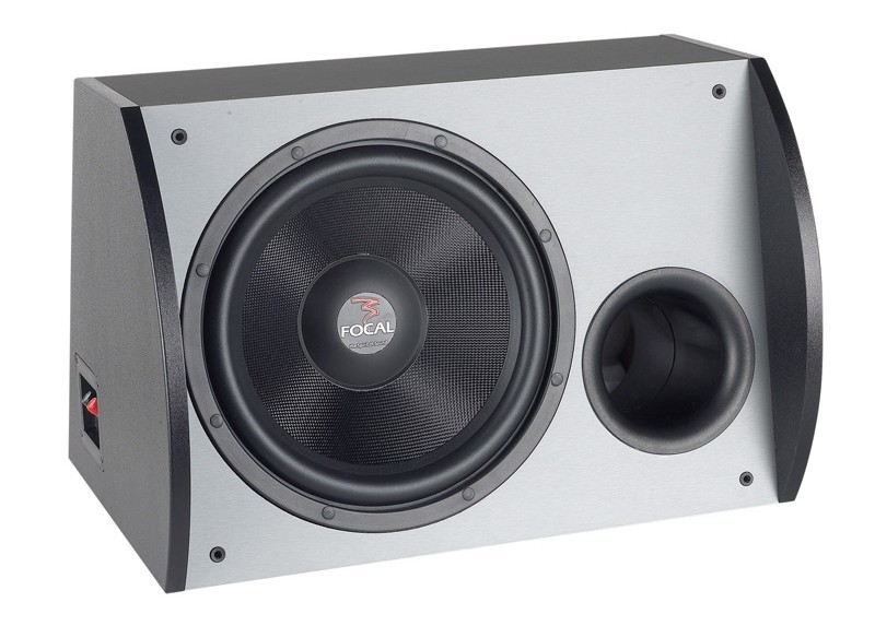 test car hifi subwoofer geh use focal car sb30a1. Black Bedroom Furniture Sets. Home Design Ideas