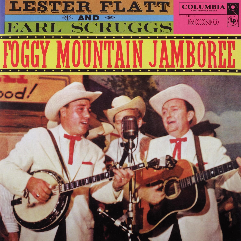 Schallplatte Foggy Mountain Jamboree - Lester Flatt and Earls Scruggs (Exhibit/Sony) im Test, Bild 1