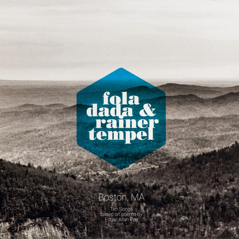 Schallplatte Fola Dada & Rainer Tempel - Boston, MA (Rodenstein Records) im Test, Bild 1