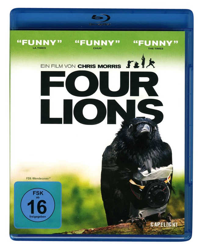 Blu-ray Film Four Lions (Al!ve) im Test, Bild 1