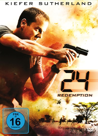 DVD Film Fox 24 - Redemption im Test, Bild 1