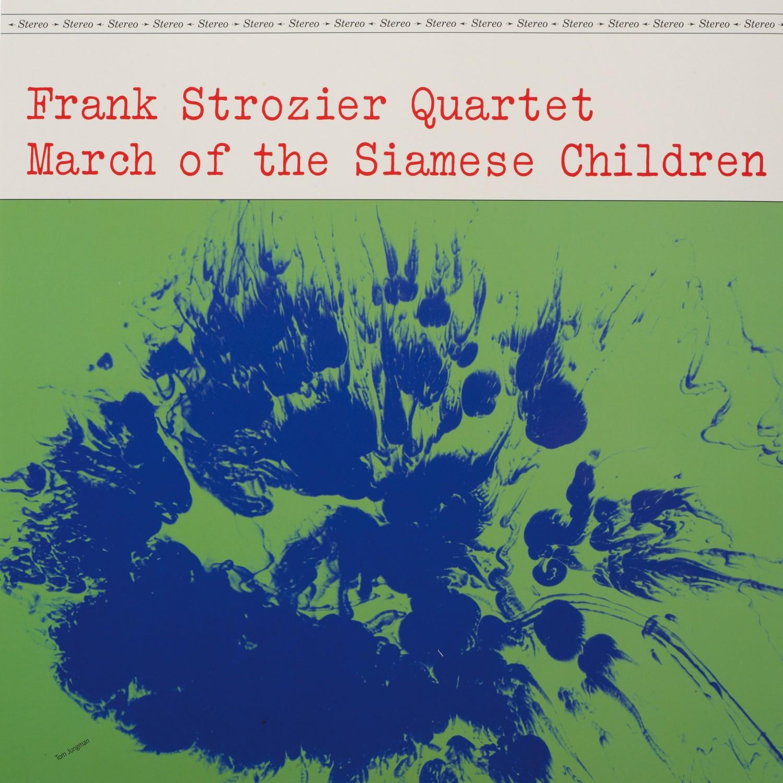 Schallplatte Frank Strozier Quartet - March of the Siamese Children (Jazz Workshop) im Test, Bild 1