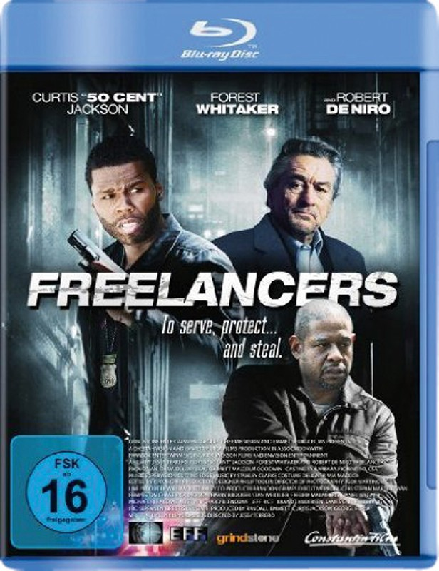 Blu-ray Film Freelancers (Highlight) im Test, Bild 1