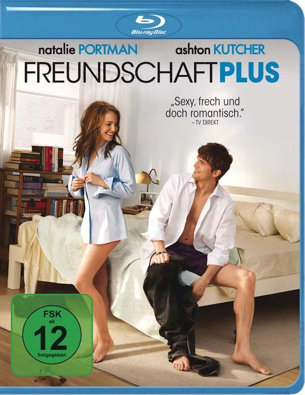 Blu-ray Film Freundschaft Plus (Paramount) im Test, Bild 1