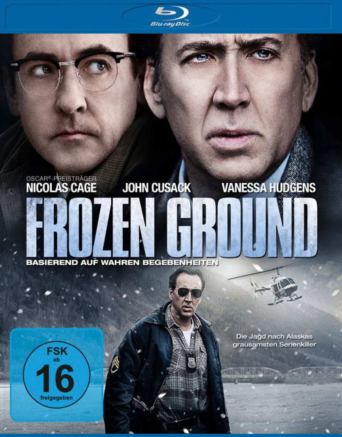 Blu-ray Film Frozen Ground (Universum) im Test, Bild 1