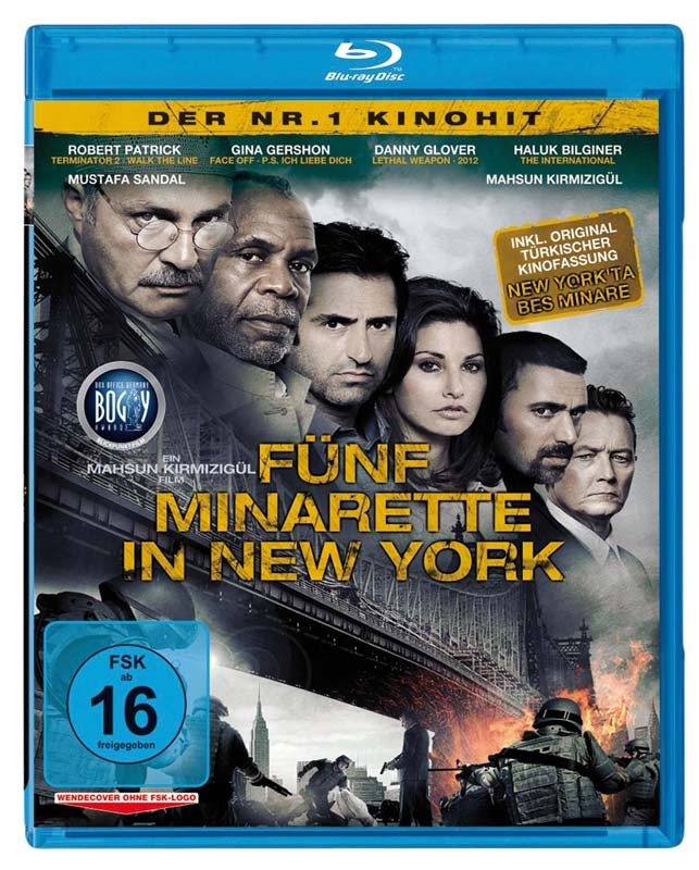 Blu-ray Film Fünf Minarette in New York (dtp) im Test, Bild 1
