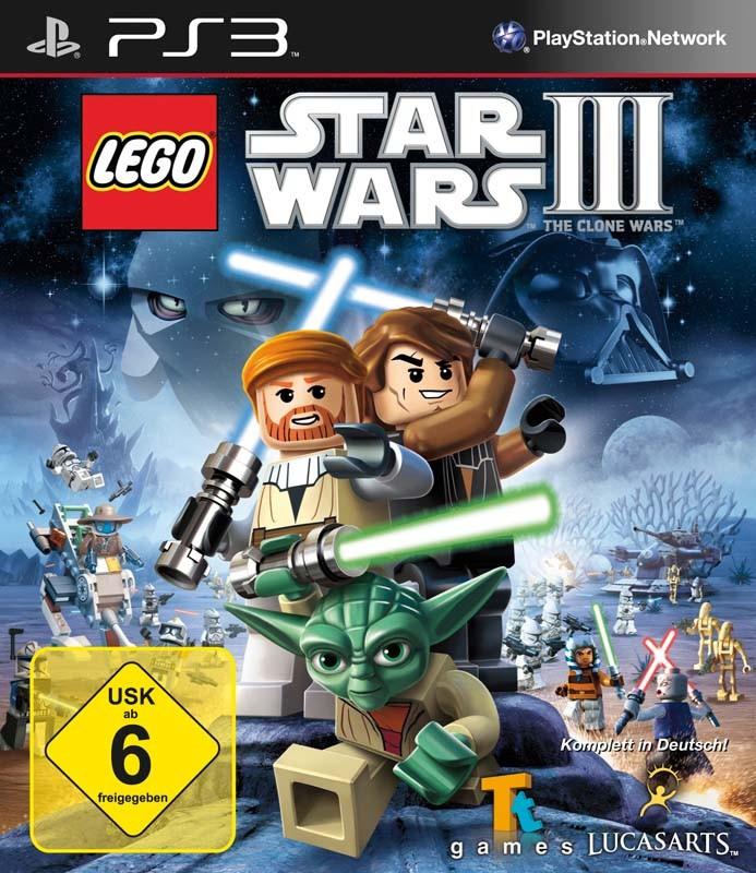 Games Playstation 3 Lucas Arts Lego Star Wars III im Test, Bild 1