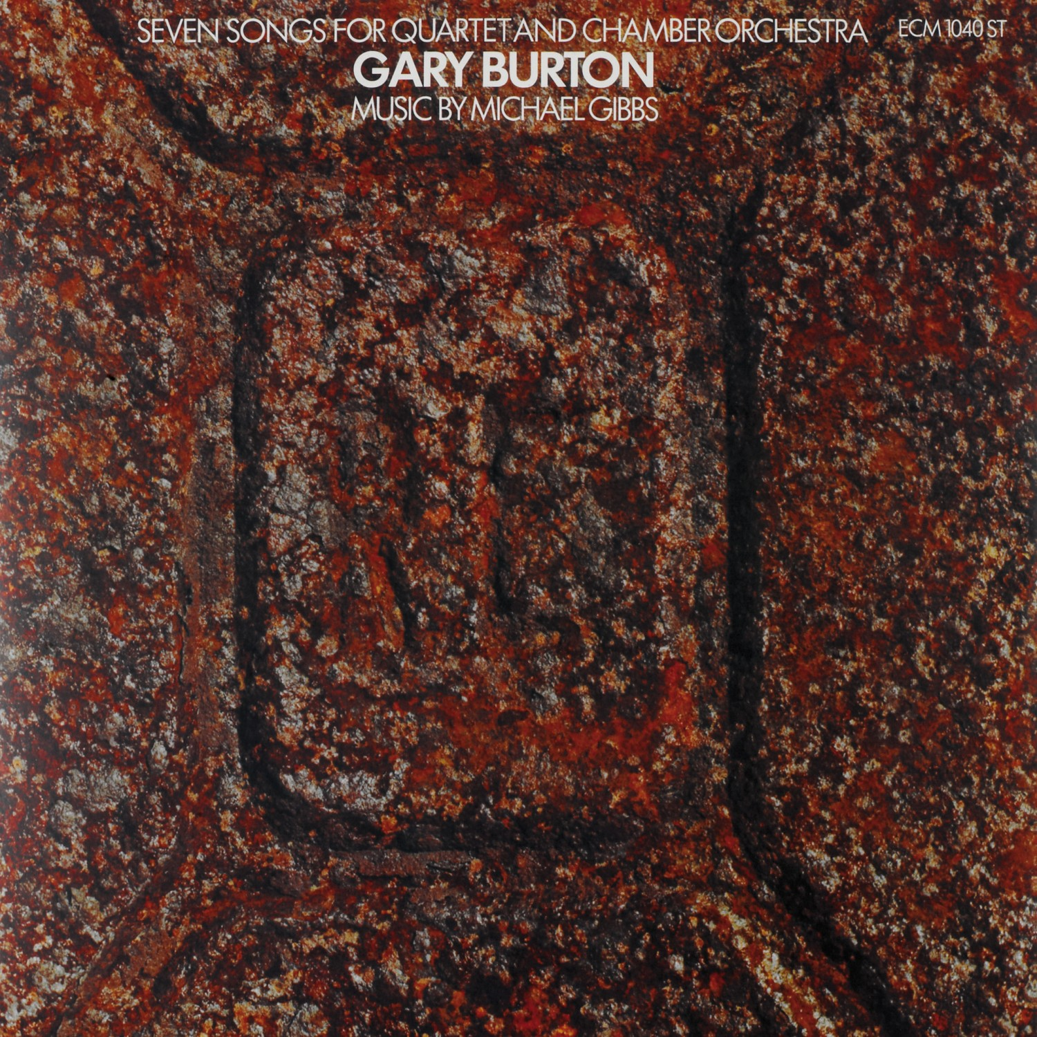 Schallplatte Gary Burton - Seven Songs for Quartet and Chamber Orchestra (ECM) im Test, Bild 1