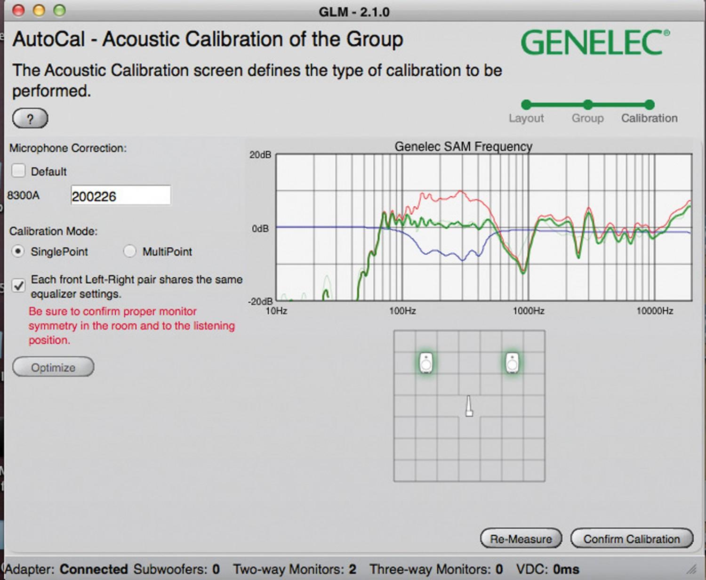 Aktivlautsprecher Genelec 8320 im Test, Bild 5