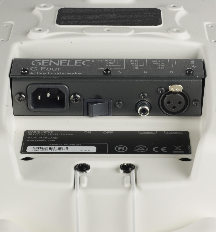 Test Aktivlautsprecher - Genelec G Four - sehr gut - Bildergalerie ... 54897f72e72cb