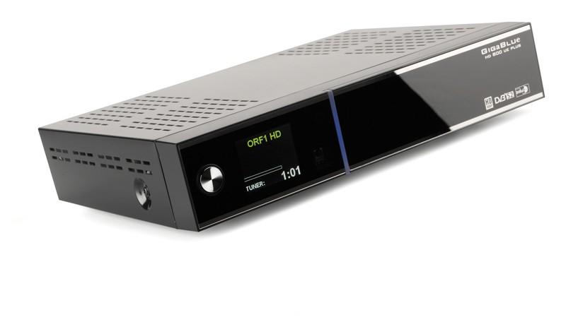 Sat Receiver ohne Festplatte Gigablue HD 800 UE Plus im Test, Bild 1