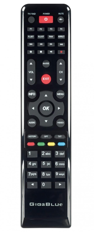 HDTV-Settop-Box Gigablue HD Ultra UE im Test, Bild 2
