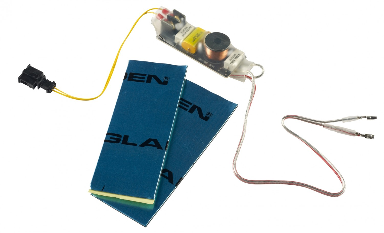 Car-HiFi Lautsprecher fahrzeugspezifisch Gladen Audio ONE 165 GOLF 6-SQX im Test, Bild 20