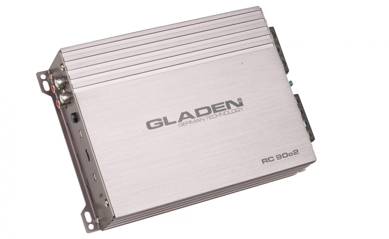 Car-HiFi Endstufe Mono Gladen Audio RC 600c1, Gladen Audio RC 90c2, Gladen Audio RC 70c4 im Test , Bild 7