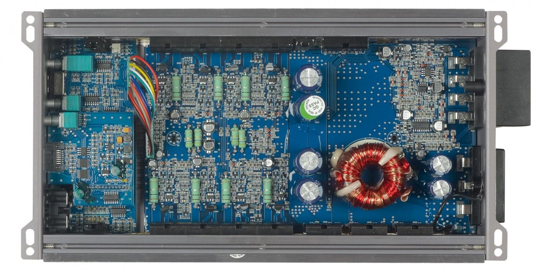 Car-HiFi Endstufe 4-Kanal Gladen Audio RC 70c4 BT im Test, Bild 10