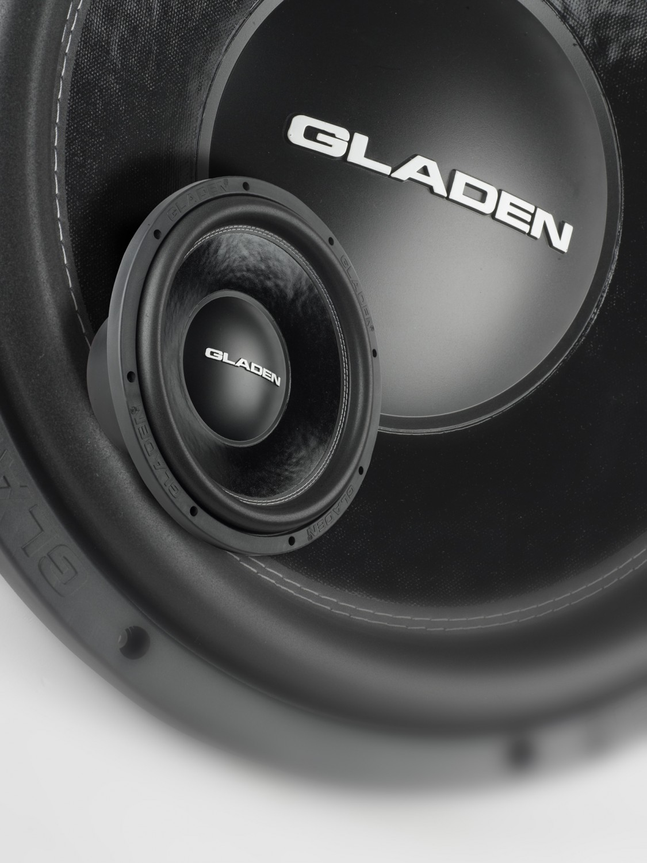 test car hifi subwoofer chassis gladen audio sqx 15. Black Bedroom Furniture Sets. Home Design Ideas