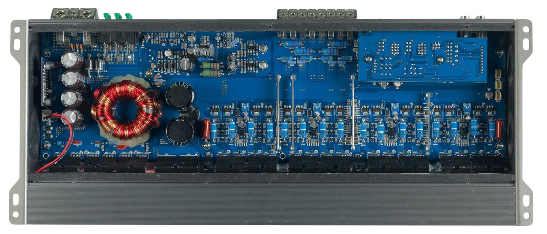 Car-HiFi Endstufe 4-Kanal Gladen Audio XL 150c4 im Test, Bild 8