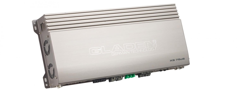 Car HiFi Endstufe Multikanal Gladen Audio XS75c6 im Test, Bild 2