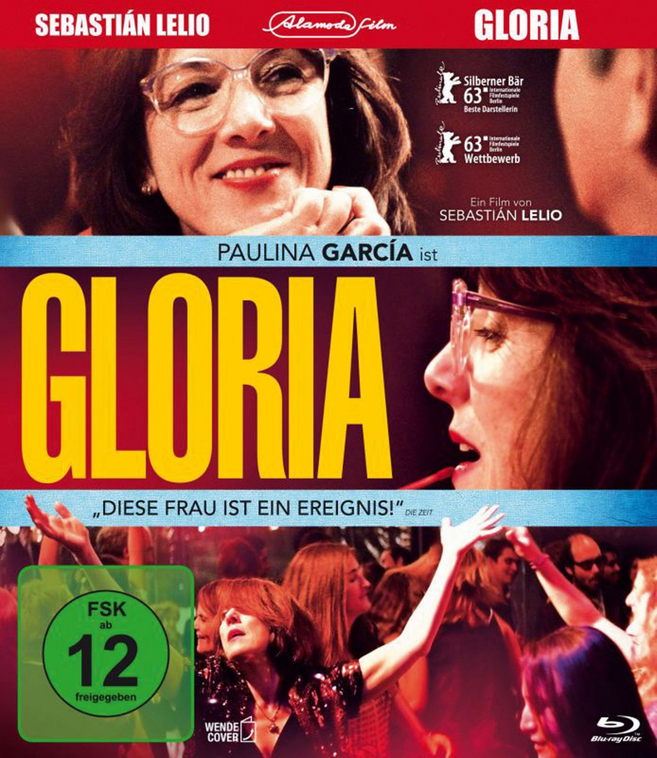 Blu-ray Film Gloria (Alamonde) im Test, Bild 1