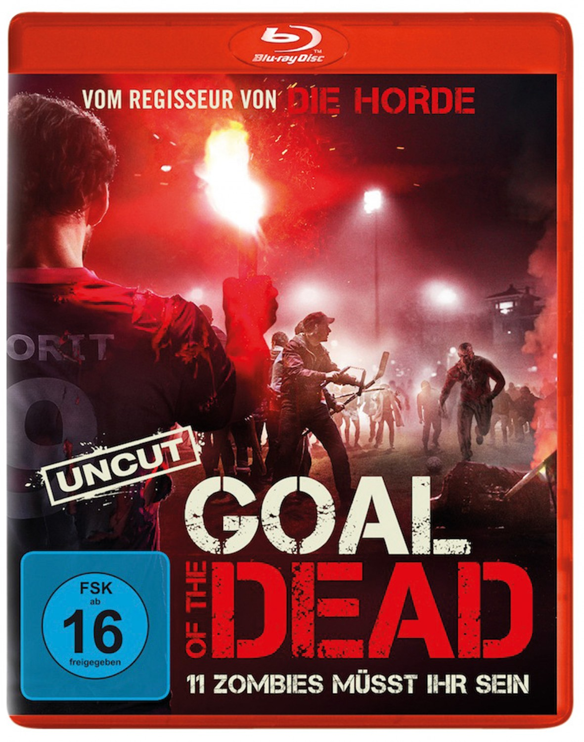 Blu-ray Film Goal of the Dead – 11 Zombies müsst ihr se (Koch Media) im Test, Bild 1