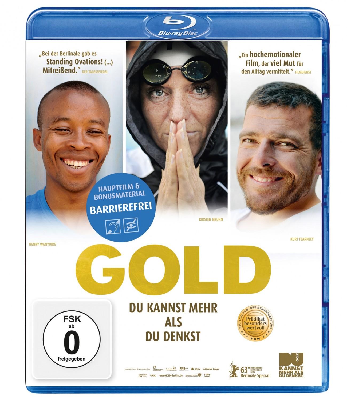 Blu-ray Film Gold – Du kannst mehr, als du denkst (Warner) im Test, Bild 1