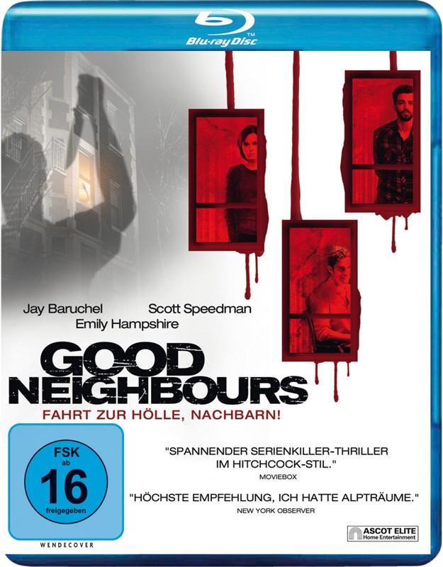 Blu-ray Film Good Neighbours (Ascot) im Test, Bild 1