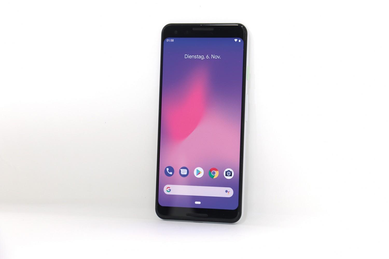 Smartphones Google Pixel 3 im Test, Bild 1