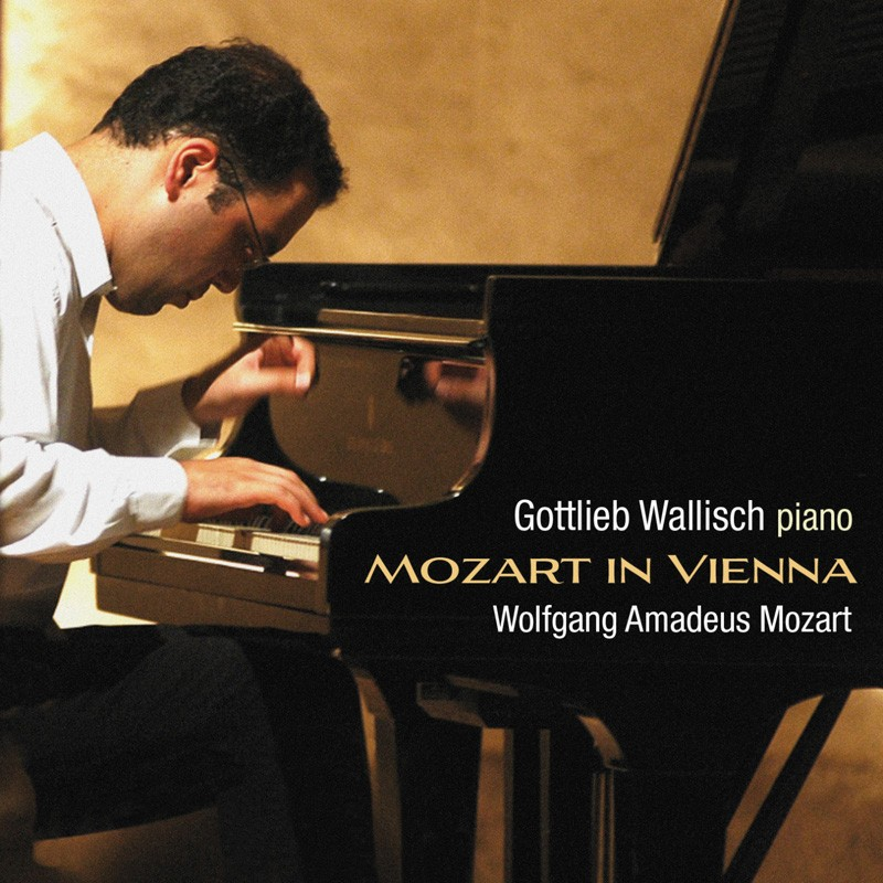 Download Gottlieb Wallisch - Mozart in Vienna (Linn Records) im Test, Bild 1