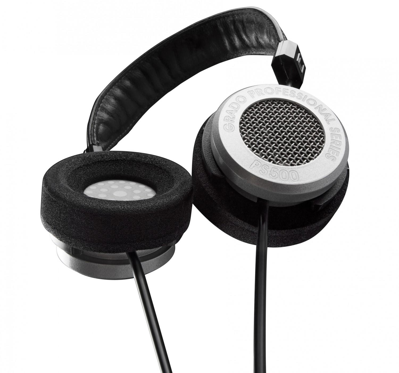 Kopfhörer Hifi Grado Labs PS500 im Test, Bild 1