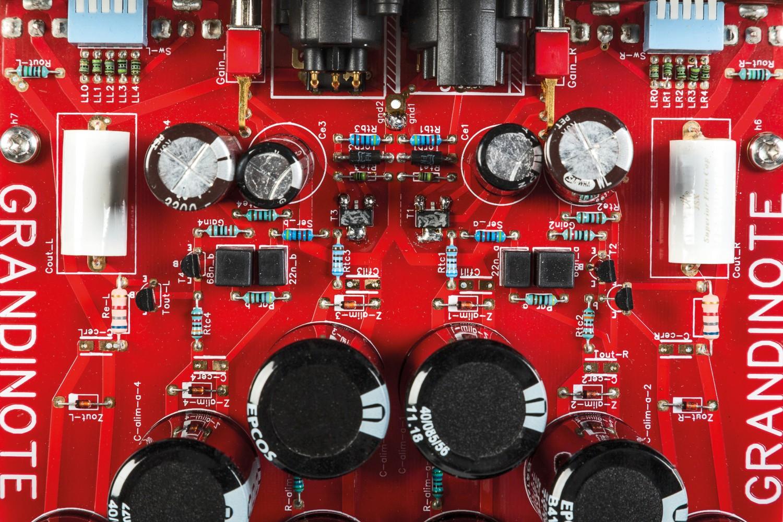 Phono Vorstufen Grandinote Celio im Test, Bild 6