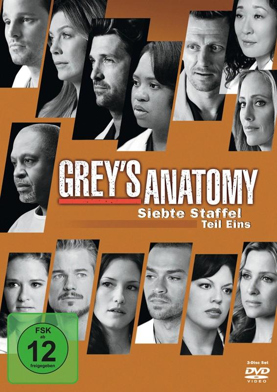 DVD Film Greys Anatomy 7.1 (Walt Disney) im Test, Bild 1