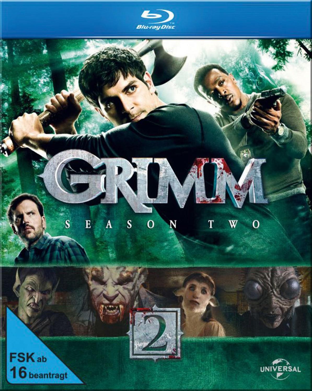Blu-ray Film Grimm Season 2 (Universal) im Test, Bild 1