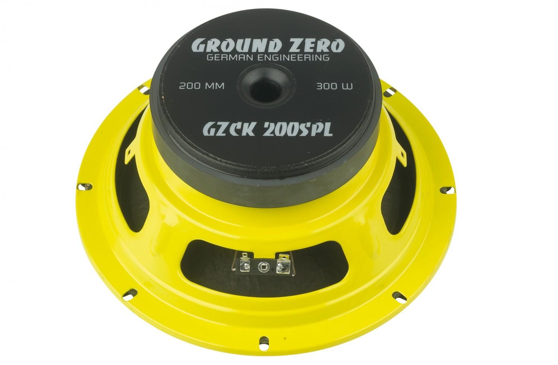 Car-HiFi Mitteltöner Ground Zero GZCK 200SPL im Test, Bild 36