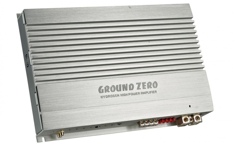 Car-HiFi Endstufe 2-Kanal Ground Zero GZHA 2400XII im Test, Bild 1