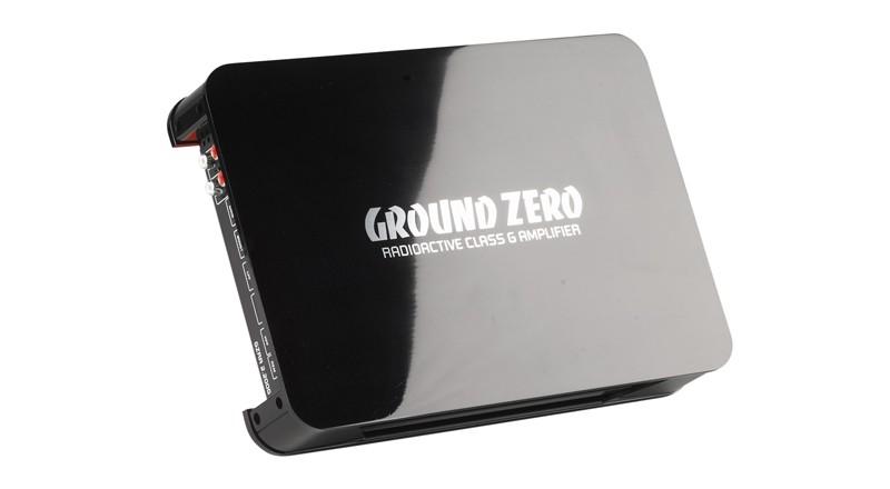 Car-HiFi Endstufe Mono Ground Zero GZRA 1.600D, Ground Zero GZRA 2.200G, Ground Zero GZRA 4.100G im Test , Bild 9