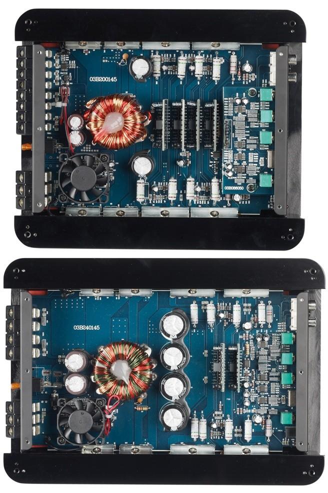 Car-HiFi Endstufe Mono Ground Zero GZRA 1.600D, Ground Zero GZRA 2.200G, Ground Zero GZRA 4.100G im Test , Bild 3