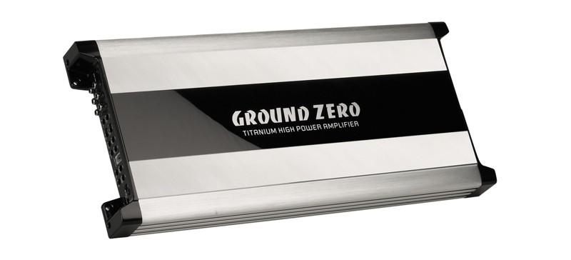 Car HiFi Endstufe Multikanal Ground Zero GZTA 5125X im Test, Bild 1