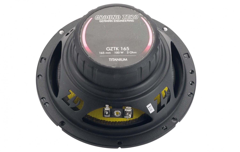 In-Car-Lautsprecher 16cm Ground Zero GZTC 165.2X im Test, Bild 24