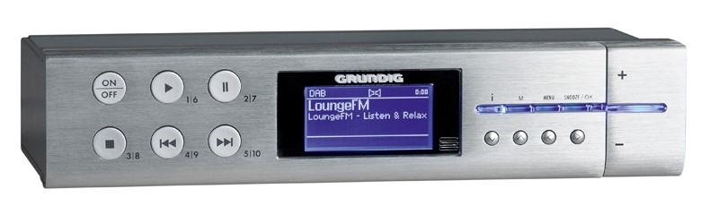 test dab radio grundig sonoclock 890 web sehr gut. Black Bedroom Furniture Sets. Home Design Ideas